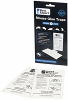 Pest Expert Mouse Glue Traps (Twinpack)